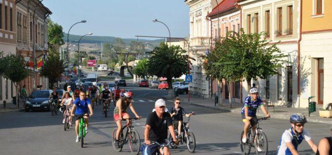 A doua ediție a Marșului bicicliștilor dejeni va avea loc sâmbătă, la Dej
