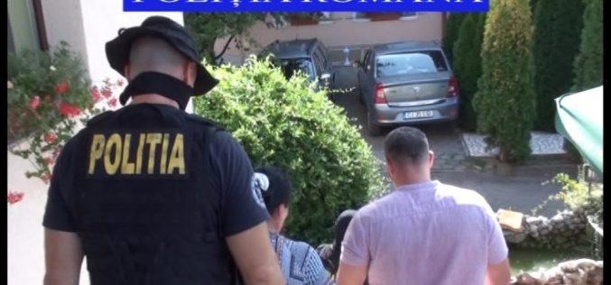 PERCHEZIȚII în județul Cluj! Trei persoane au fost REȚINUTE