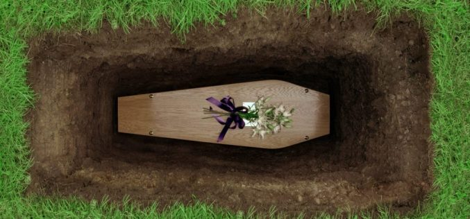 Noi REGULI pentru înmormântare. Amenzile sunt USTURĂTOARE