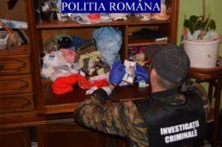 Acțiune de amploare a polițiștilor la Dej! O persoană a fost reținută pentru șantaj și camătă – FOTO