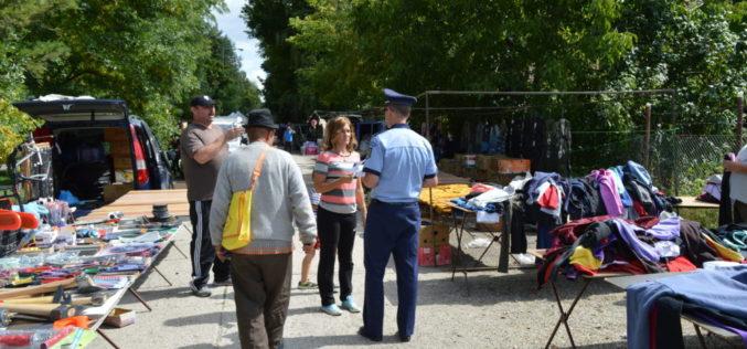 Polițiștii din Dej, angrenați într-o campanie de prevenire a furturilor din locuințe – FOTO
