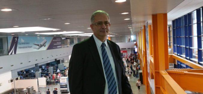 Directorul Aeroportului Internațional Cluj, invitat să prezideze o conferință desfășurată în Singapore
