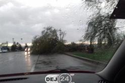 Bilanțul preliminar al ISU Bistrița-Năsăud după furtună: Doi morți, 17 răniți, 33 localități afectate