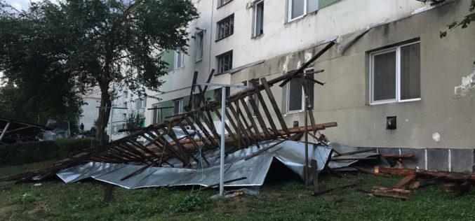 Primăria Dej acordă despăgubiri celor afectați de furtună. Ce trebuie să faci