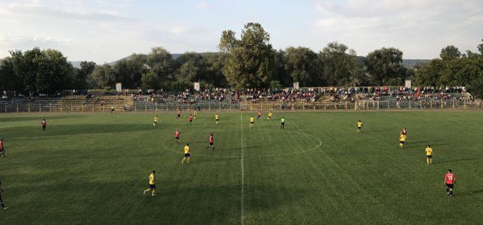 Prima victorie pentru Unirea Dej în noul sezon, după 2-1 cu Viitorul Ghimbav