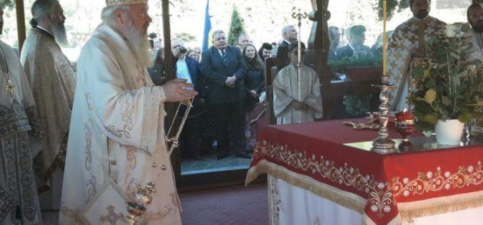 Mănăstirea Cășiel și-a sărbătorit ieri hramul – FOTO
