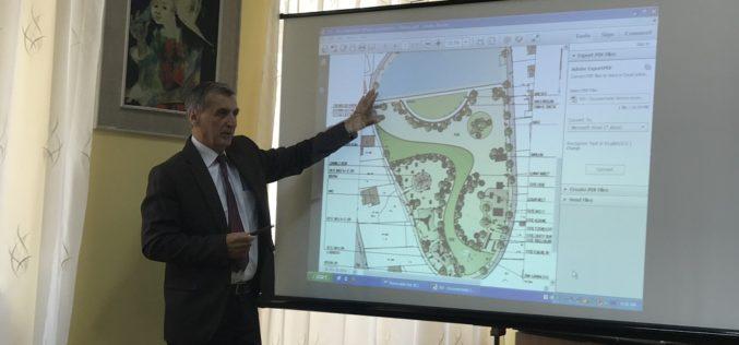Dej – Prezentarea proiectului de transformare a zonei BALTA – VIDEO