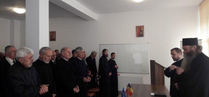 Părintele Paisie de la Nușeni, prezent în Protopopiatul Dej – FOTO